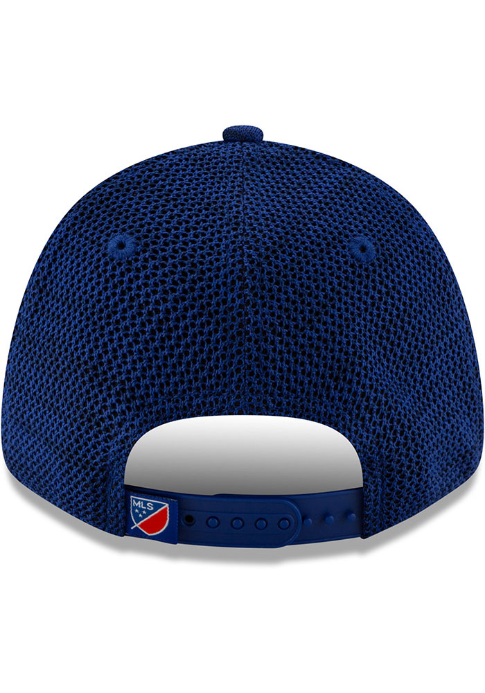 New Era FC Cincinnati 2020 Official Stretch 9FORTY Adjustable Hat - Blue - Image 5