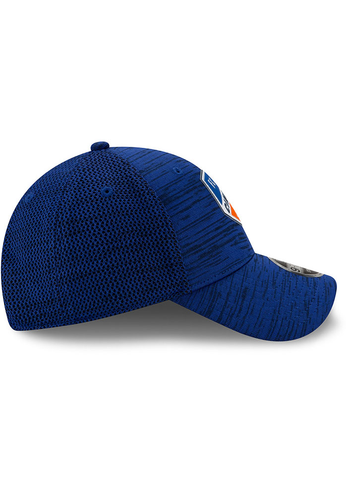 New Era FC Cincinnati 2020 Official Stretch 9FORTY Adjustable Hat - Blue - Image 6