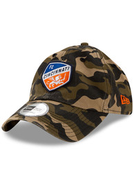 New Era FC Cincinnati Casual Classic Adjustable Hat - Green
