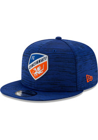 New Era FC Cincinnati Blue 2020 Official 9FIFTY Snapback Hat