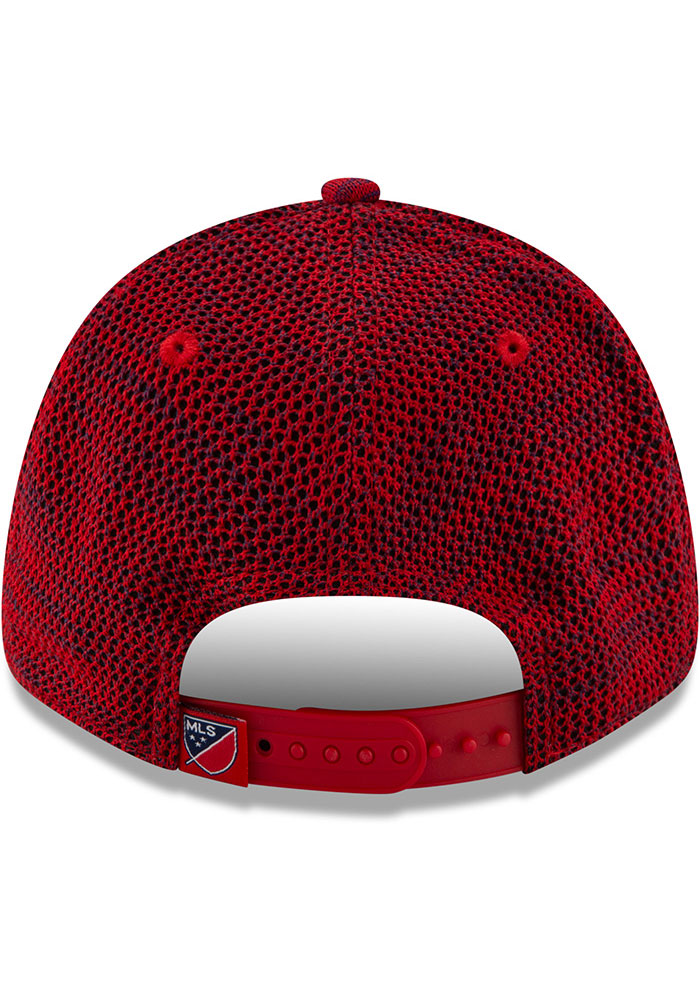 New Era FC Dallas 2020 Official Stretch 9FORTY Adjustable Hat - Red - Image 5