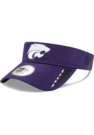 New Era K-State Wildcats Purple Speed Adjustable Visor