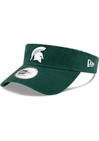 New Era Michigan State Spartans Green Dugout Redux 2 Adjustable Visor