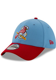 New Era Springfield Cardinals Light Blue Copa de la Diversion 39THIRTY Flex Hat