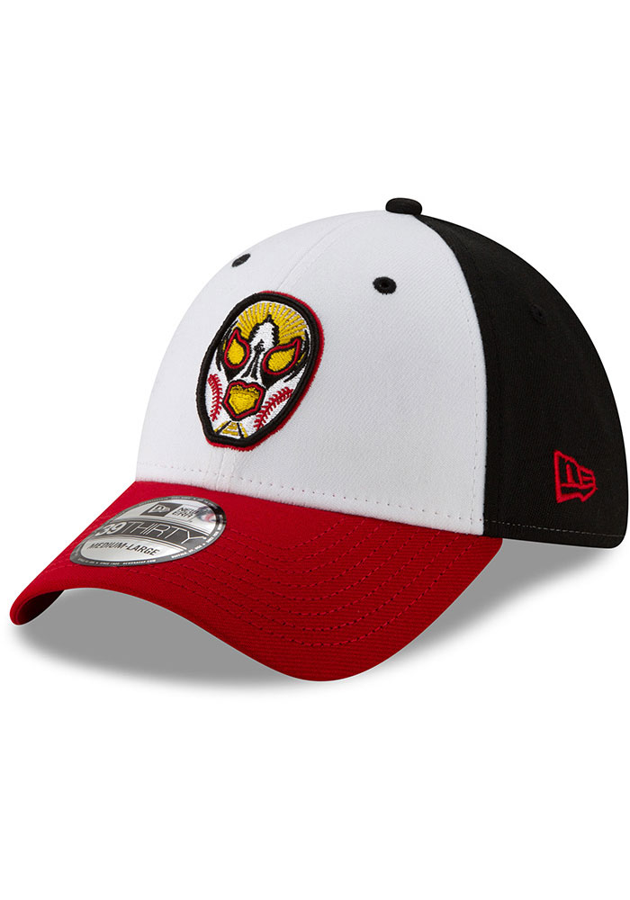 New Era Reading Fightin Phils White Copa de la Diversion 39THIRTY Flex Hat