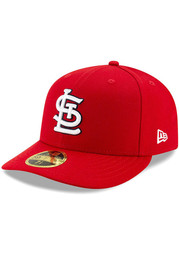 St Louis Cardinals New Era AC Game LP59FIFTY Fitted Hat - Red