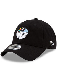 Sporting Kansas City New Era KC Wizards Retro Fan Fave 9TWENTY Adjustable Hat - Black