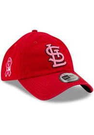 St Louis Cardinals New Era 2021 Mothers Day Casual Classic Adjustable Hat - Red