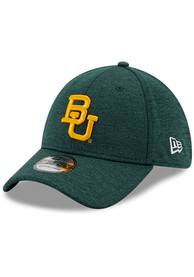 Baylor Bears New Era Shadow 39THIRTY Flex Hat - Green