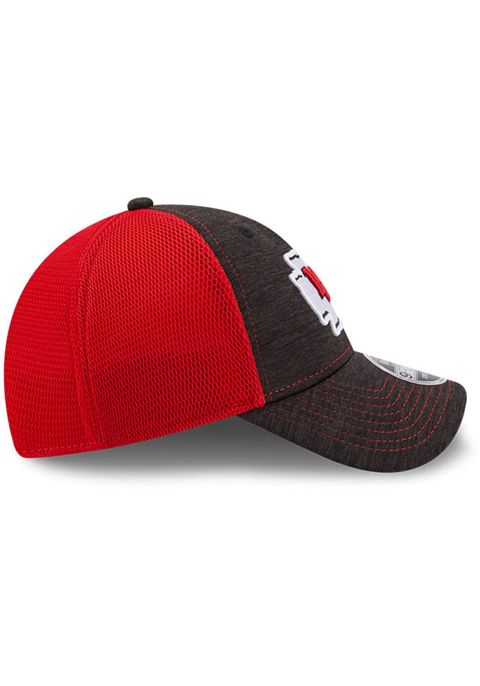 New Era Kansas City Chiefs STH Neo 9FORTY Adjustable Hat - Red - Image 6