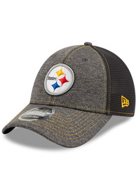 Pittsburgh Steelers New Era STH Neo 9FORTY Adjustable Hat - Grey