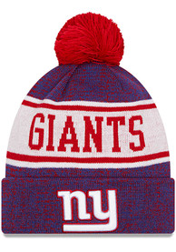 New York Giants New Era M KNITBANNER B3 Knit - Blue