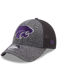 K-State Wildcats Toddler New Era JR TOD STH Neo 9FORTY Adjustable - Grey