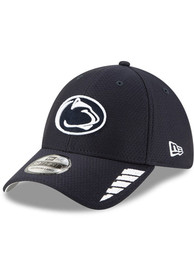 Penn State Nittany Lions New Era Rush 39THIRTY Flex Hat - Navy Blue