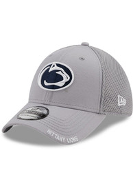 Penn State Nittany Lions New Era Classic Neo 39THIRTY Flex Hat - Grey