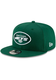 New York Jets New Era Basic 9FIFTY Snapback - Green