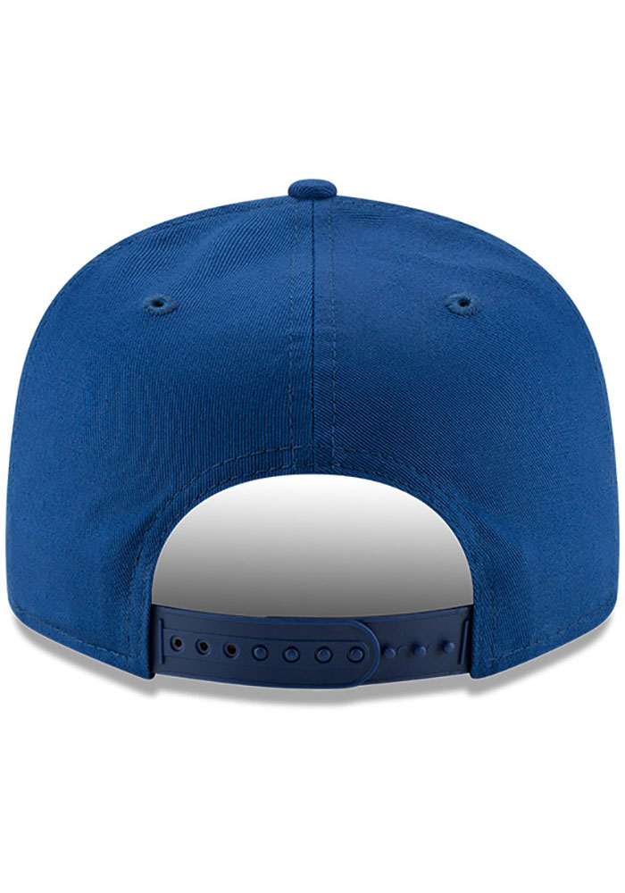 New Era Indianapolis Colts Blue Retro 9FIFTY Mens Snapback Hat - Image 5