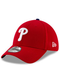 Philadelphia Phillies Toddler New Era Home Team Classic JR 39THIRTY Adjustable - Red