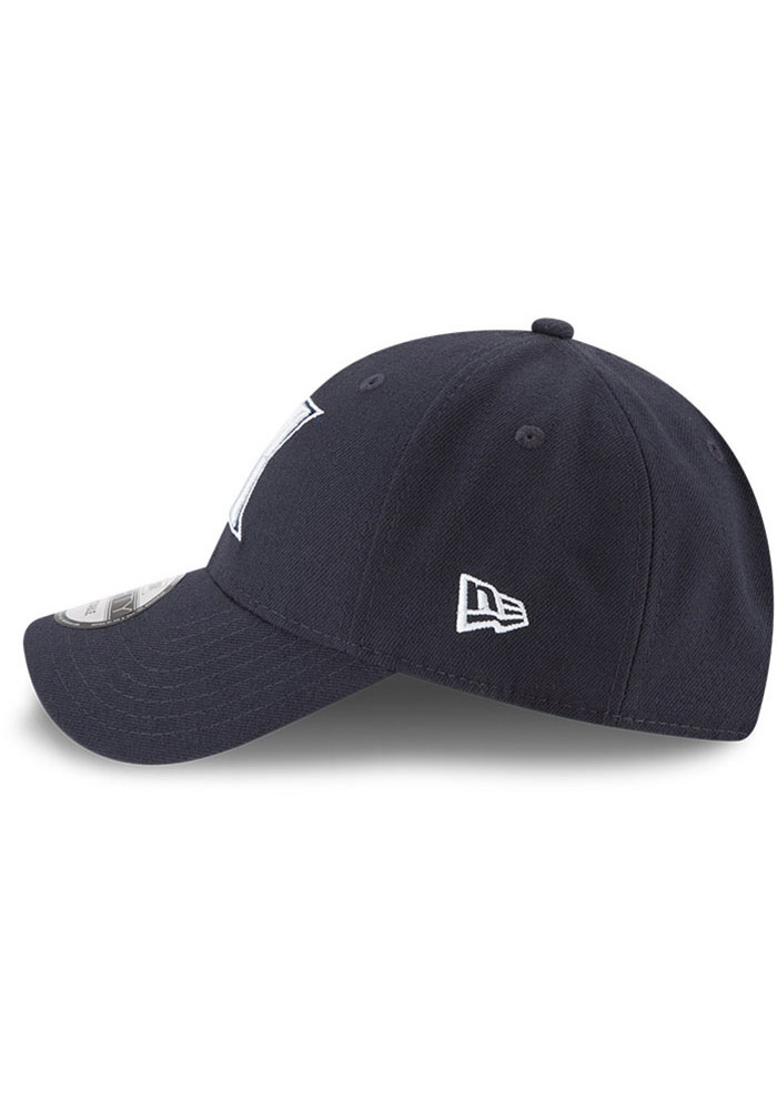 New Era Xavier Musketeers The League 9FORTY Adjustable Hat - Navy Blue - Image 4