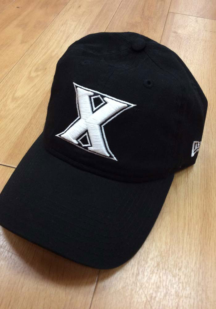 New Era Xavier Musketeers The League 9FORTY Adjustable Hat - Navy Blue - Image 7