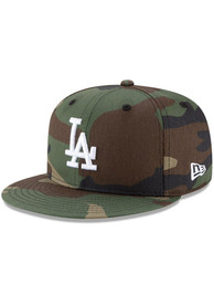Los Angeles Dodgers New Era Fashion 9FIFTY Snapback - Green