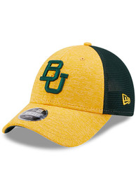 Baylor Bears Youth New Era JR STH Neo 9FORTY Adjustable Hat - Green