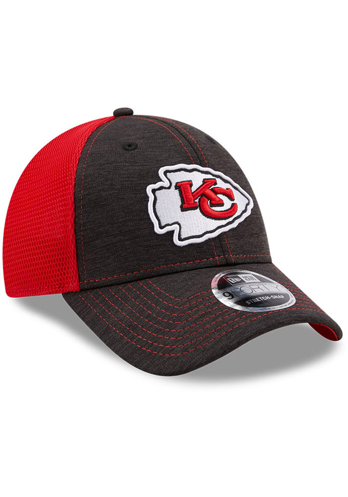 New Era Kansas City Chiefs Red JR STH Neo 9FORTY Youth Adjustable Hat - Image 2
