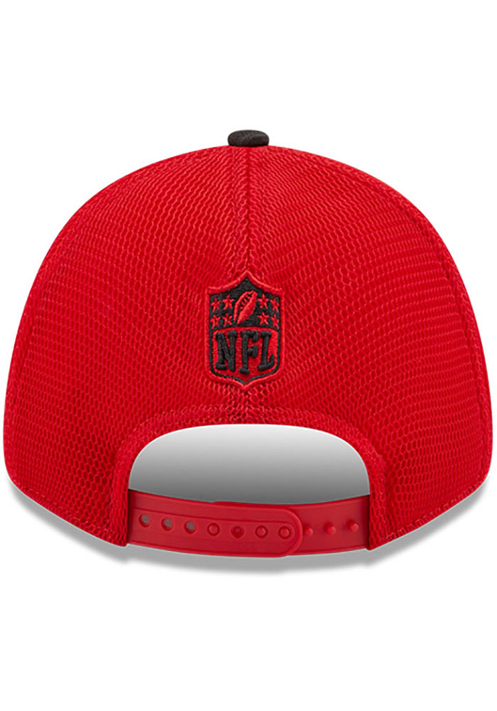 New Era Kansas City Chiefs Red JR STH Neo 9FORTY Youth Adjustable Hat - Image 5