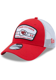 Kansas City Chiefs New Era Loyalty 9FORTY Adjustable Hat - Red