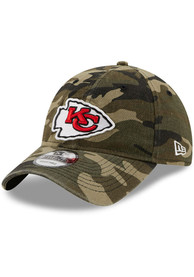 Kansas City Chiefs New Era Core Classic 9TWENTY Adjustable Hat - Green