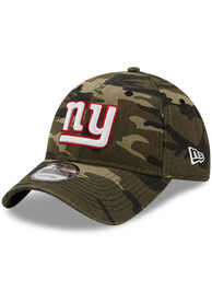 New York Giants New Era Core Classic 9TWENTY Adjustable Hat - Green