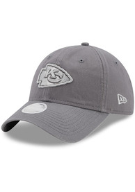 Kansas City Chiefs Womens New Era W Core Classic STG 9TWENTY Adjustable -