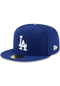 Los Angeles Dodgers New Era AC Game 59FIFTY Fitted Hat - Blue