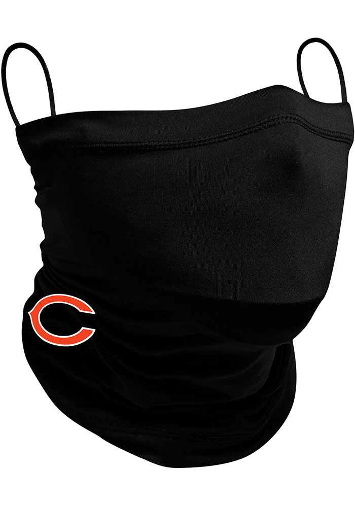 New Era Chicago Bears Black Fan Mask - Black