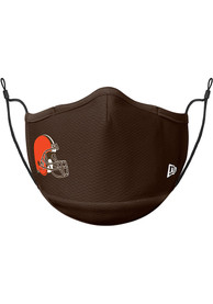 Cleveland Browns New Era Brown Fan Mask - Brown