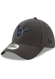 Houston Texans New Era Team Classic 39THIRTY Flex Hat - Grey