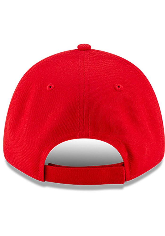 New Era Chicago Fire Secondary 9FORTY Adjustable Hat - Red - Image 5