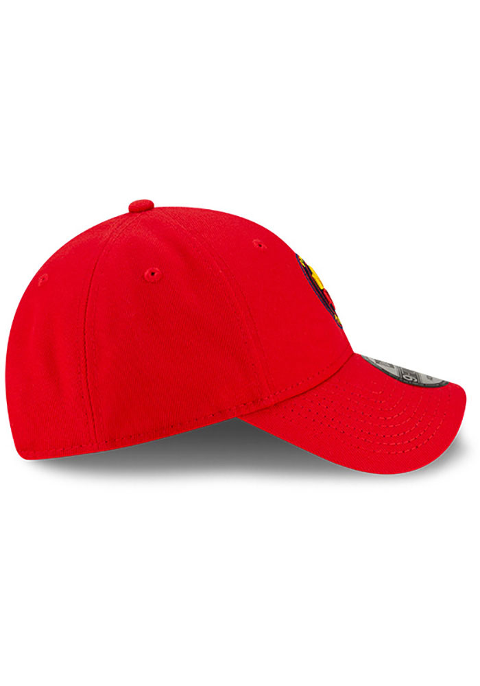 New Era Chicago Fire Secondary 9FORTY Adjustable Hat - Red - Image 6
