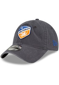 FC Cincinnati New Era Core Classic 9TWENTY Adjustable Hat - Grey