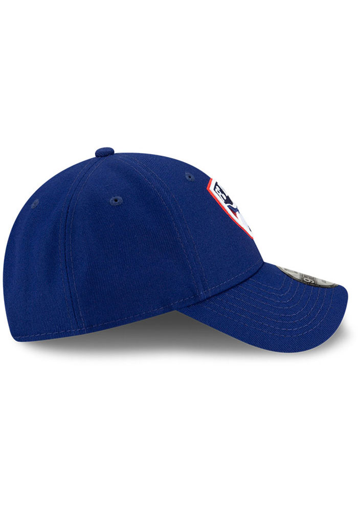 New Era FC Dallas Secondary 9FORTY Adjustable Hat - Blue - Image 6