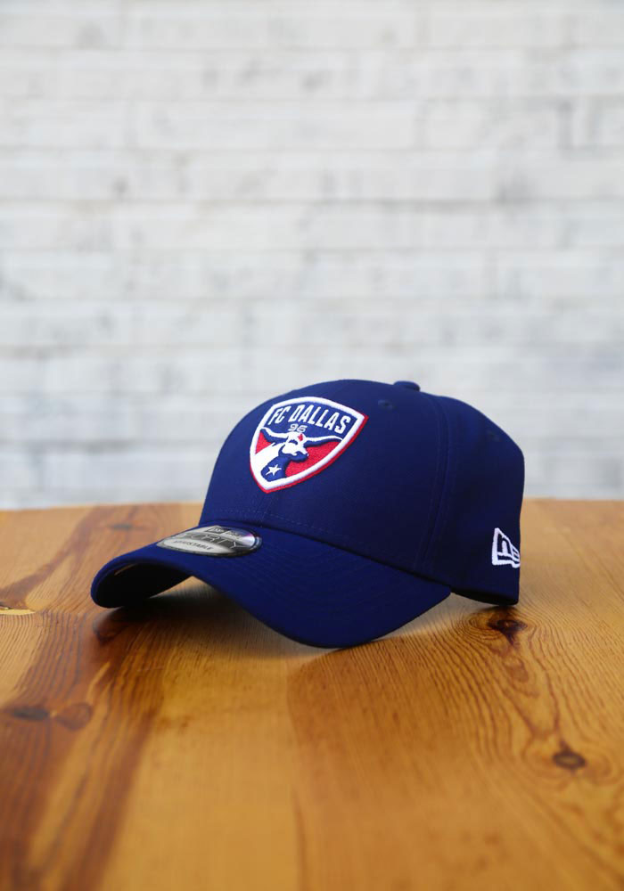 New Era FC Dallas Secondary 9FORTY Adjustable Hat - Blue - Image 7