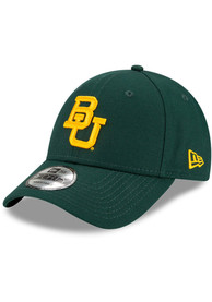 Baylor Bears New Era The League 9FORTY Adjustable Hat - Green