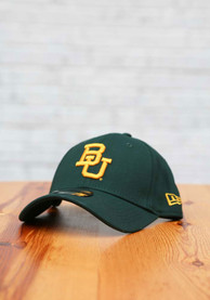 Baylor Bears New Era Team Classic 39THIRTY Flex Hat - Green