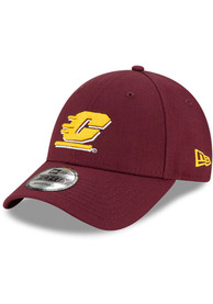 Central Michigan Chippewas New Era The League 9FORTY Adjustable Hat - Maroon