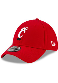 Cincinnati Bearcats New Era Team Classic 39THIRTY Flex Hat - Red