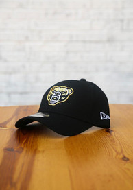 Oakland University Golden Grizzlies New Era The League 9FORTY Adjustable Hat - Black