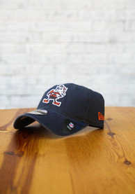 Cleveland Browns New Era Core Classic 9TWENTY Adjustable Hat - Grey