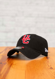 Cincinnati Bearcats New Era Retro Core Classic 9TWENTY Adjustable Hat - Black