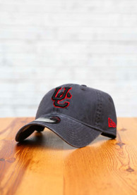Cincinnati Bearcats New Era Retro Core Classic 9TWENTY Adjustable Hat - Grey