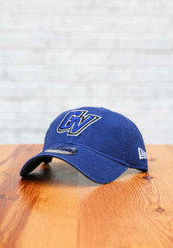 Grand Valley State Lakers New Era Core Classic 9TWENTY Adjustable Hat - Blue